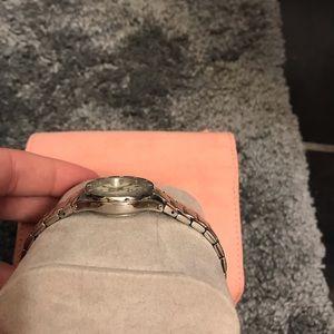 Bulova Accessories - BULOVA silver women's watch